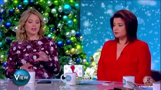 After Apologizing For Spreading False Report, Joy Behar Admits She Doesn't Want Trump to Succeed - Video
