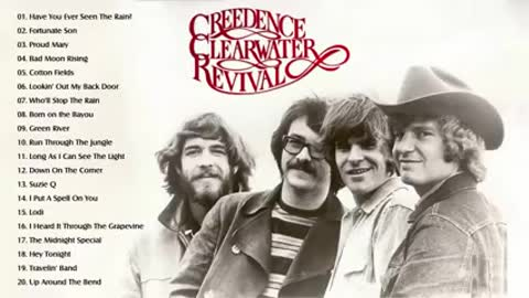 CCR Greatest Hits Full Album | Best Songs of CCR HQ