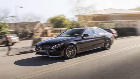 MERCEDES-BENZ C450 - 2016 MERCEDES-BENZ C450 AMG 4MATIC FIRST DRIVE REVIEW #Auto_HDFr
