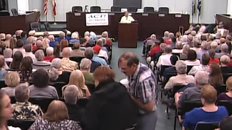 ACT Brigitte Gabriel in Viera, Florida
