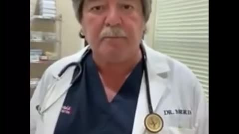 Florida Doctor Exposes Fake Positive PCR, Full Hospitals and War on HCQ