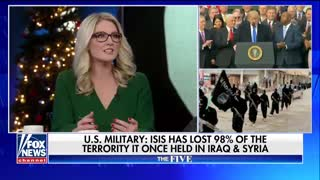 Obama State Dept. Spox: ISIS Is Being Defeated Because of Plans Made During Obama Admin - Video