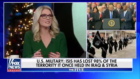 Obama State Dept. Spox: ISIS Is Being Defeated Because of Plans Made During Obama Admin
