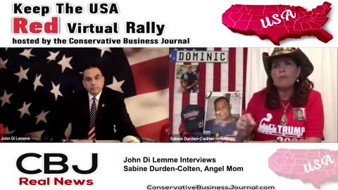Angel Mom Sabine Durden Coulter Shares how Democrats Used to be FOR Deportation!