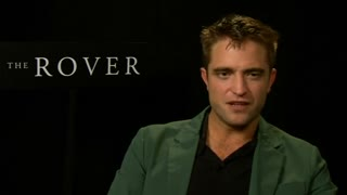"Robert Pattinson Out In Cannes For Launch Of ""The Rover"" - Video"