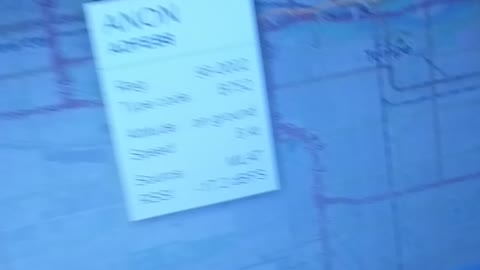 AF2 Air force 2 plane changes call sign to Anon Qanon