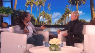Trump Called Oprah 'Very Insecure' — Now She Has Responded on Ellen DeGeneres' Show - Video
