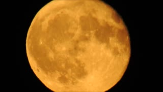 Harvest Moon on Oct 6th? - Video