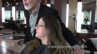 MAKEOVER: Turning 50, Taking a Chance, by Christopher Hopkins, The Makeover Guy® - Video