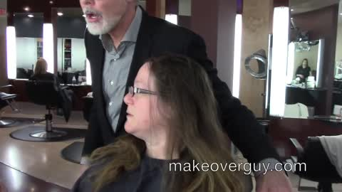 MAKEOVER: Turning 50, Taking a Chance, by Christopher Hopkins, The Makeover Guy®