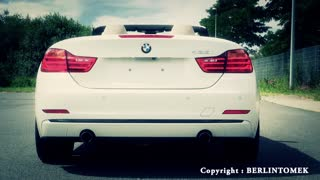 BMW 435i in Action - Video