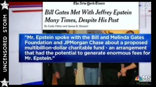 GATES: BILL GATES AND EPSTEIN