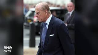 Queen's Husband Prince Philip Hospitalized for Surgery - Video