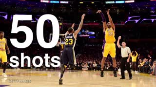 Watch Kobe Bryant Finish Legendary Career with 60 Point Performance - Video