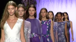 Tadashi Shoji draws from Japan in new designs - Video