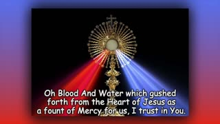 URGENT - Blood of Christ - Song - Message