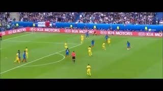 VIDEO: Payet Spectacular Goal vs Romania (2-1)