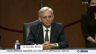 Merrick Garland Refuses To Say If Crossing The Border Illegally Is A Crime