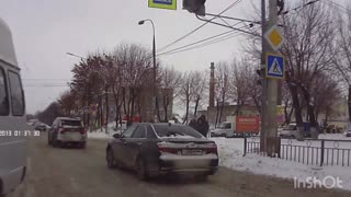 Punishment for Drunk Driver - Video