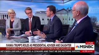 'Morning Joe' Rips Ivanka, Melania Trump - Video