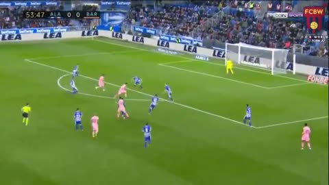 Alena goal vs Alaves