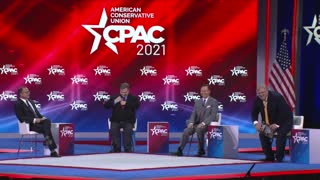 CPAC 2021- Protecting Elections Part 5: They Told Ya So- The Signs Were Always There