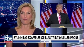 Laura Ingraham Drops the Hammer on Mueller, FBI, Media, and Obama's Deep State - Video