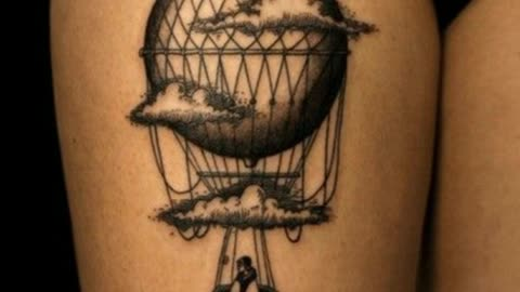 World Travelers Tattoos That Will Make You Want To Pack Your Bags