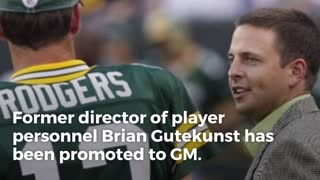 Green Bay Packers Hire From From Within To Fill GM Position - Video