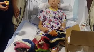 San Francisco Giants Send Care Package to Boy Before Heart Surgery - Video