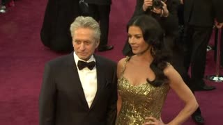 Michael Douglas turns 70 - Video