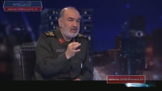 Interview with Brigadier General Hossein Salami - Video