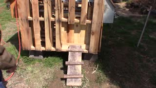 Automatic Chicken Coop Door - Video