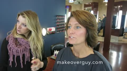 MAKEOVER! Casual and Natural, by Christopher Hopkins, The Makeover Guy®
