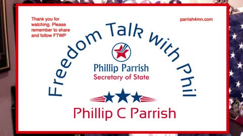 Freedom Talk with Phil - 7 April 2021