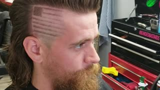 The Most 'Murica' Mullet