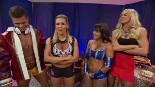 Natalya vs. Layla - WWE Main Event, November 25, 2014