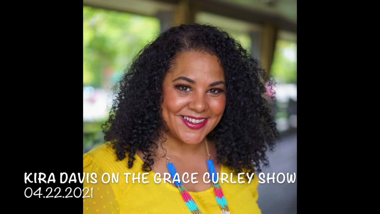 Kira Davis on The Grace Curley Show: Chauvin Verdict Reactions and The 'Shark Attack' Media