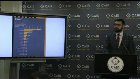 HAPPENING NOW CAIR Releases Report Showing How Anonymous Donors Use Mainstream