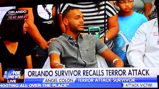 Orlando Pulse Shooting Hoax Exposed 02 - Colon and Lube