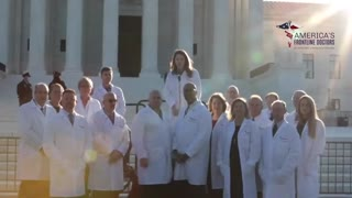 Must Watch: America's Frontline Doctors Discuss Covid-19 and the TRUTH