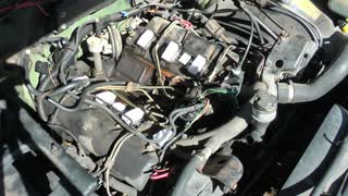 6.2 Diesel - Part 7 - Injector Fuel Line Disconnect