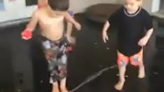 Waterballoon Fight