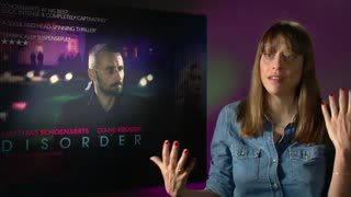 'Disorder' director's own experience inspired PTSD film - Video