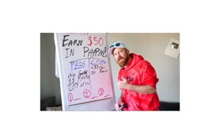 Earn $50 In PayPal Money (Again And Again And Again) - Make Money Online