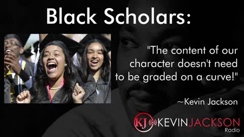 Black Scholars do not need their Character Graded on a Curve