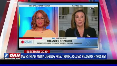 Mainstream Media Blasts Pelosi for Comment on Trump Supporters
