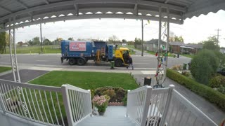 Angry Garbage Man - Video