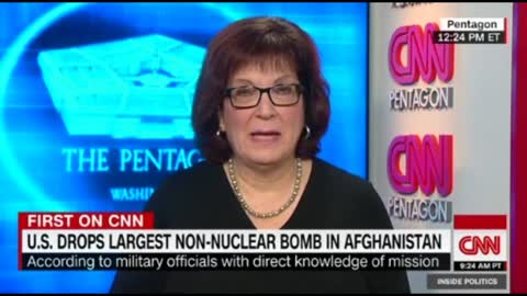MOAB Has Finally Been Utilized! CNN Breaks The Story!