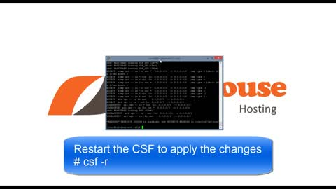 [VPS House] How to Install CSF on Linux Servers?
